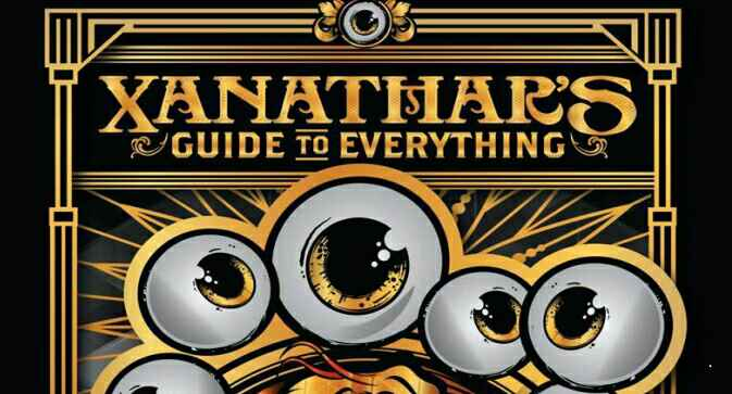 Dungeons & Dragons RPG - Xanathars Guide to …