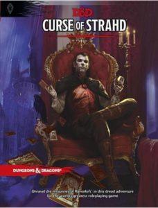Curse of strahd PDF