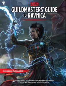 guildmaster's guide to ravnica pdf