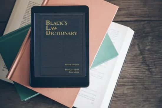 Black's law dictionary 10th edition pdf