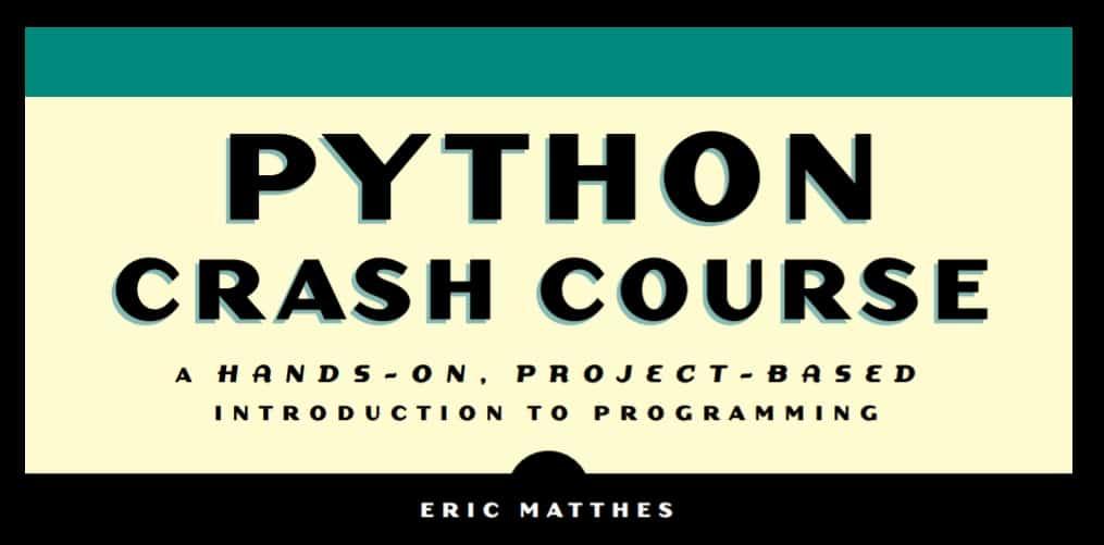 Crash course python pdf