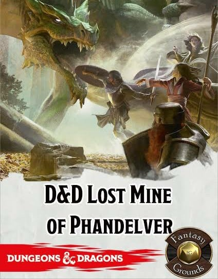 lost mines of phandelver pdf